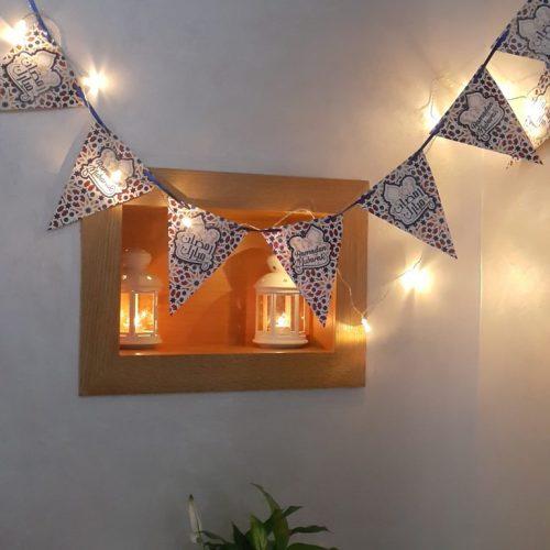Guirlandes décoratives pour Ramadan